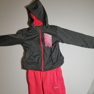 Nike Toddler Two Piece Track Suit - 3T